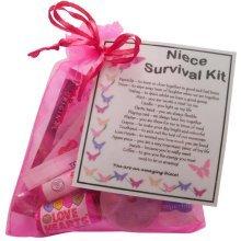Niece Survival Kit Gift | Niece Keepsake Gift