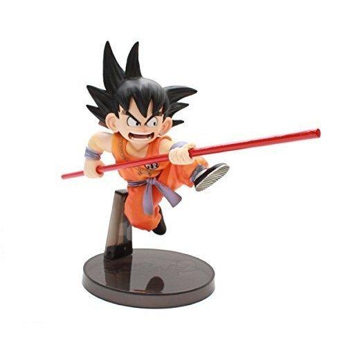 Banpresto Dragon Ball Scultures Zoukei Tenkaichi Budoukai 2 Kid Son Goku 4 Figure