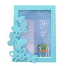 Lovely Butterfly Baby&Kids Picture Frame Photo Frames Plastic Frames,Blue