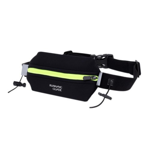 Outdoor Multifunctional Casual Runners' Waist Pack/Backpack/Green/S Size