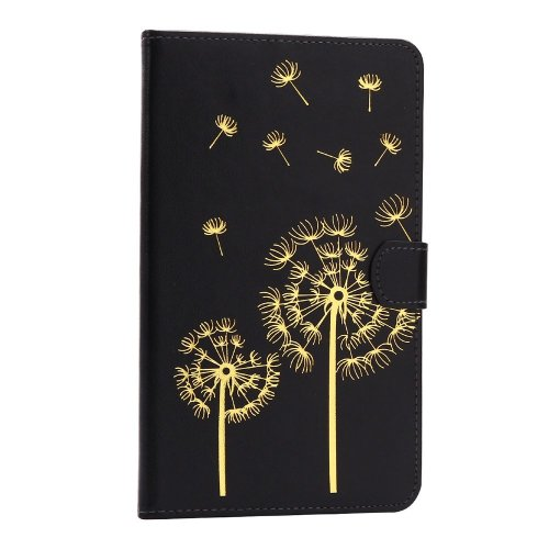 "Galaxy Tab 4 8.0"" inch Flip Case Cover,Beautiful Dandelion Embossed Flip PU Leather Case for Samsung Galaxy Tab 4 8.0-inch SM-T330/SM-T331/SM-T335..."