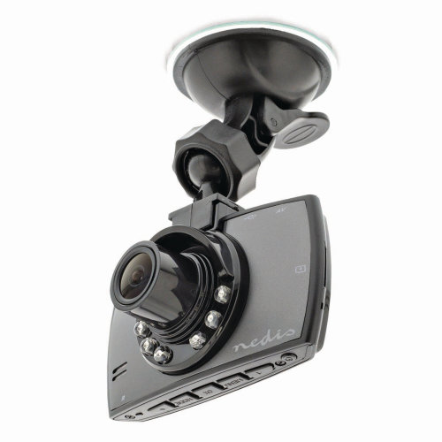 "Car Full HD 1080p Dash Cam Wide 120° Viewing Angle Camera & 2.7"" Screen"