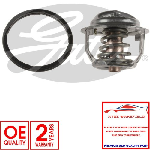 For Subaru Impreza Turbo 92-15 Genuine Gates Thermostat & Seal WRX STi Spec C