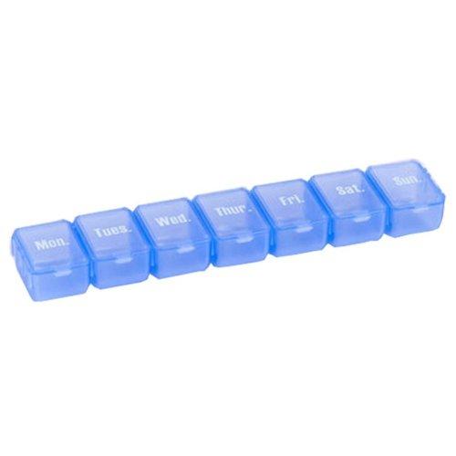 Pill Splitter 7 Day Pill Box Pill Case Pill Holder