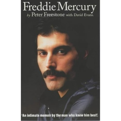 Freddie Mercury 'An intimate memoir by the man who knew him best'