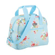 36 x 19 x 25cm 11.5l Floral Chintz Coolmovers Holdall Style Cool Bag - 115 -  coolmovers 115 litre floral bag kitchencraft chintz holdall style