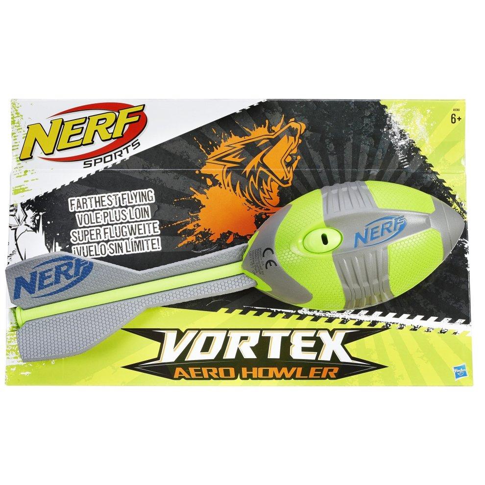NERF A0364EU70 Sports Aero Howler Football Assorted color
