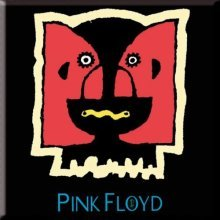 Pink Floyd Division Bell Graphic Official Fridge Magnet