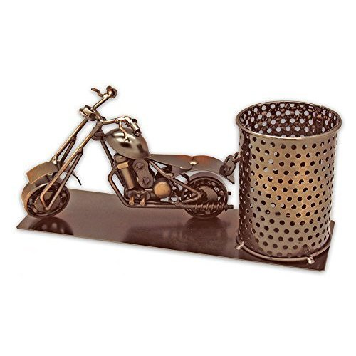 Pen Holder/Bottle Holder Motorcycle - Man Gift for Motorcycle Riders