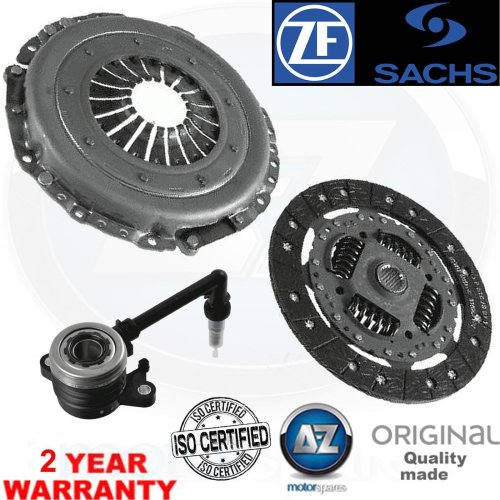 FOR RENAULT CLIO 2.0 SPORT 197 200 F4R SACHS 3PC CLUTCH DISC COVER BEARING KIT