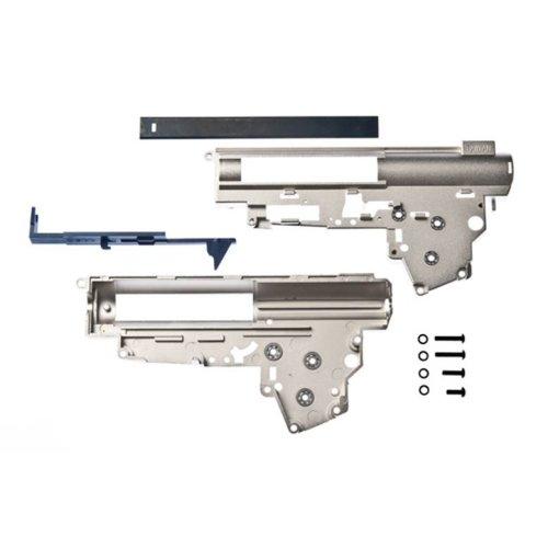 Airsoft Aeg Lonex 8Mm Gearbox Ak47 V3 Version 3 Chromium Plated  Asg