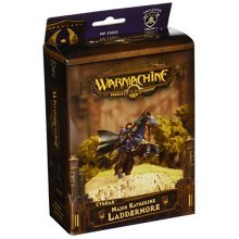 Privateer Press Warmachine: Cygnar Major Katherine Laddermore Dragoon Model Kit