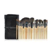 Set of 32 Professional Makeup Cosmetic Brush Set Fiber Hair Makeup with Case