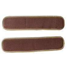 Soft Chair Armrest Covers Armrest Pads for Chair Coffee