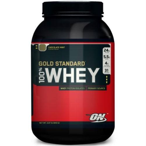 Optimum Nutrition 100% Whey Gold Standard Strawberry 943g