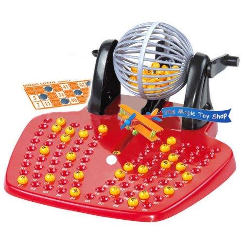 Bingo Lotto Set - Family Entertainment Game