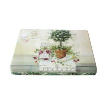 Creative Office Storage Box/Container/Ipad Box/Postcard Boxes, Plant