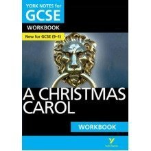 A Christmas Carol: York Notes for Gcse (9-1) Workbook