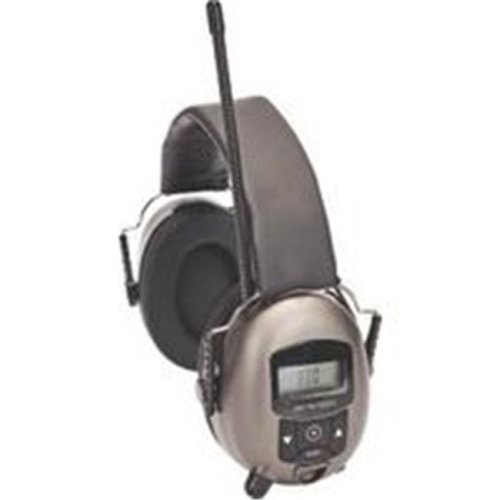 Msa Safety Works Hearing Protector Am/Fm/Mp3 10121816