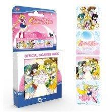 Sailor Moon Mix Coaster Pack