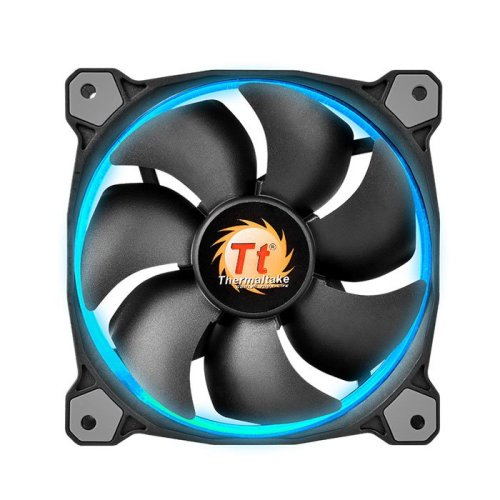 Thermaltake CL-F043 Riing 14 RGB LED 140mm Fans - 3 Pack