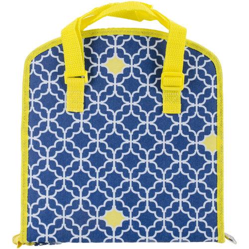 "DMC StitchBow Mini Needlework Travel Bag-20.5""X9"" Open"