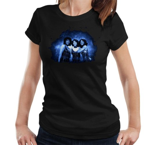 TV Times The Three Degrees Pop Group Women's T-Shirt