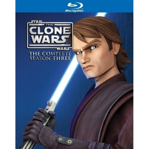 Star Wars Clone Wars - Season 3