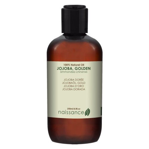 Naissance Golden Jojoba Oil 250ml 100% Pure
