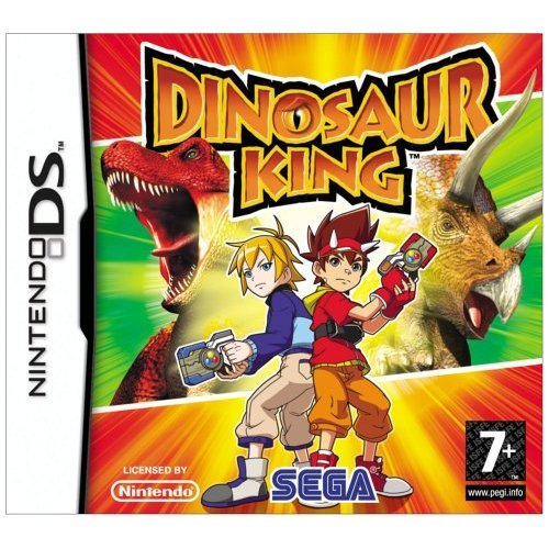 Dinosaur King (Nintendo DS)