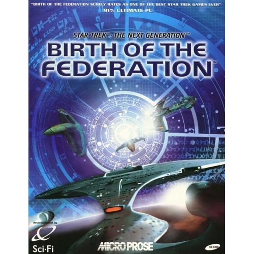 Star Trek: The Next Generation - Birth Of The Federation (PC)