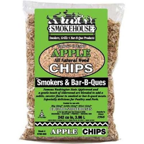 Hickory Apple Flavored Chips&#44