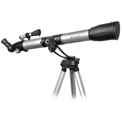 Barska Optics AE11124 231 Power- 70060 Starwatcher Refractor- PH- Silver- Astronomy Software