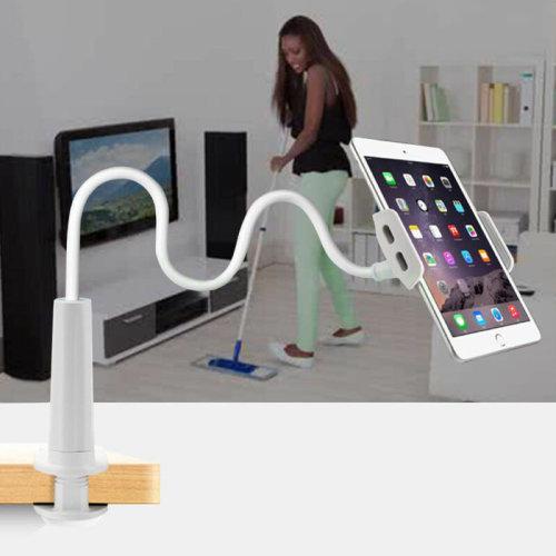 Gooseneck Arm 360 Bed Desk Lazy Stand Holder Mount For ipad Tablet Kindle UK