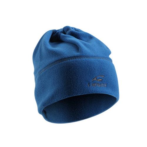 Soft Feel Slouch Beanie Ski Hat Winter Warm Oversized Ski Cap Deep Blue