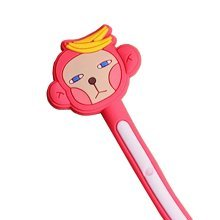 [Monkey] 4pcs Lonely Earphone Cable Winder USB Cable Organizer