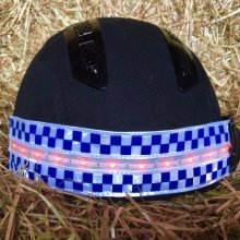 Equisafety Polite Led Flashing Hatband