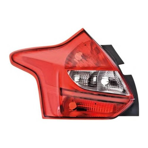Ford Focus Mk3 2/2011-> Rear Tail Light Passenger Side N/s