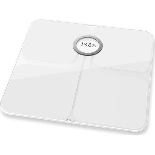 FITBIT Aria 2 Smart Scale - White, White