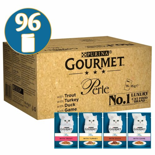 Gourmet Perle Country Medley in Jelly, 96 x 85 g