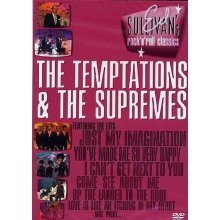 Ed Sullivan Presents - The Temptations & The Supremes - Region 0 Cert E