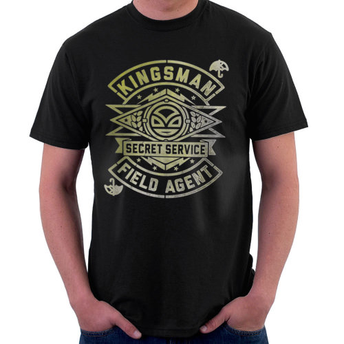 511f4ea88 Kingsmen Secret Service Field Agent Men's T-Shirt on OnBuy