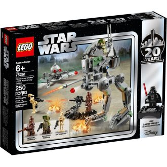 Lego 75261 Star Wars Clone Scout Walker™ – 20th Anniversary Edition