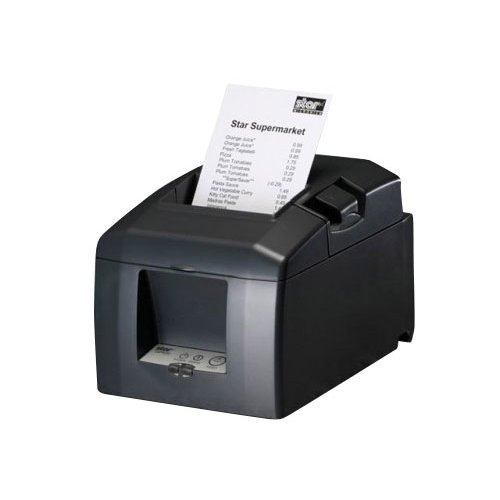 Star Micronics TSP654II-24 Direct thermal POS printer 203 x 203DPI Grey