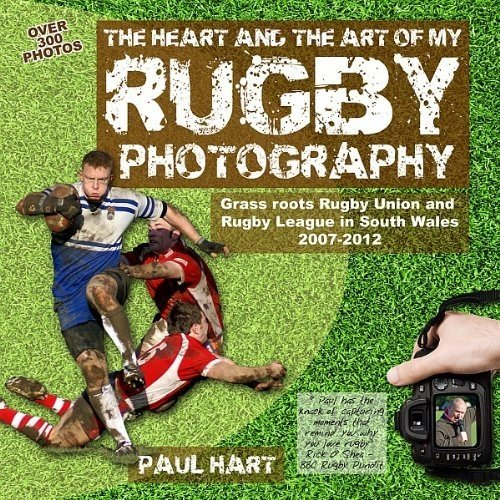 The Heart and the Art of My Rugby Photography