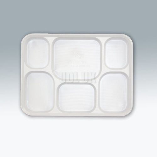 Udl Heavy Duty Plastic Plates - 6 Compartments - udl heavy duty ...