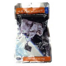 Astronaut Food - Freeze-Dried Double Chocolate Chip Ice Cream
