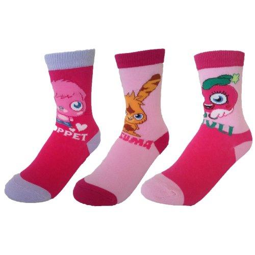 Moshi Monsters Socks