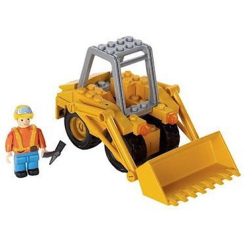 Mega Bloks Blok Squad Construction Loader