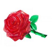 Jigsaw Puzzle - 44 Pieces - 3D - Rose